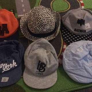 Assorted Caps