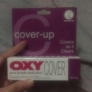 Oxy cover 10% benzoyl peroxide