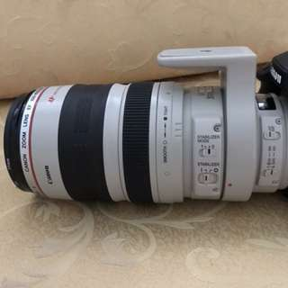 Canon 100-400 is v1