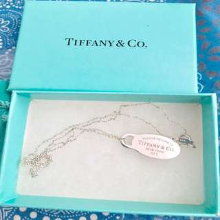 Preloved Auth Tiffany & Co Necklace