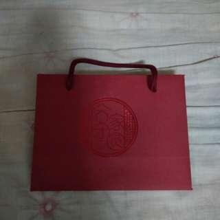B3 CNY paper bag