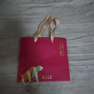 B5 CNY paper bag