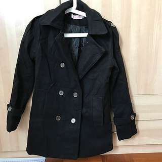 Windproof Ladies Coat