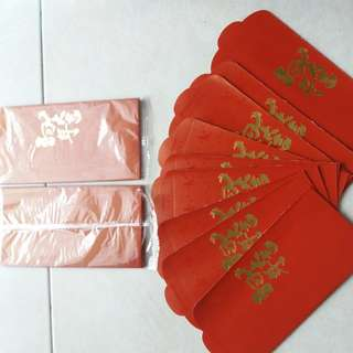 Limited Movida Red Packet Set of 10cs