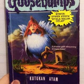 Goosebumps - Kutukan Ayam