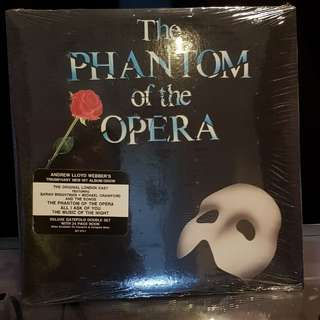 Vinyl The Phantom of the Opera