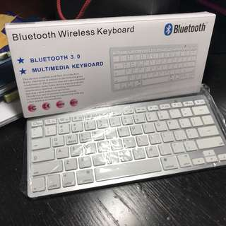 Bluetooth Wireless Keyboard (iPad)