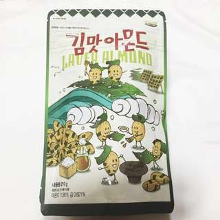 [Ready stocks] - Tom's Farm Laver (Seaweed) Almond