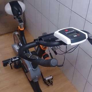 後驅動飛輪健身車