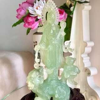 Jade Ruiyu Guan Yin