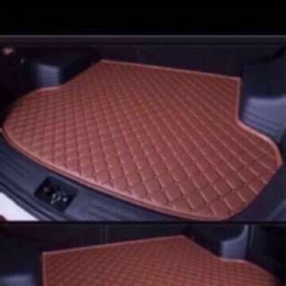 Customized Car Boot Mat