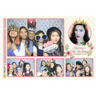 Affordable Photo Booth