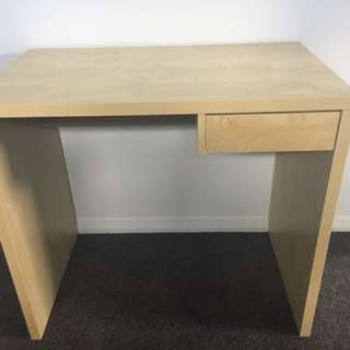 IKEA Small Desk with Drawer