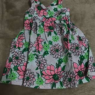 Carters Flower dress