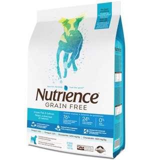 Nutrience Ocean Fish Formula 11.5kg - $145.00
