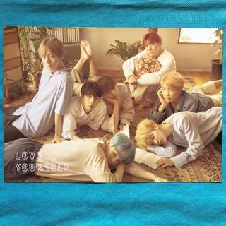 [READY STOCK] BTS Posters - HER (Love Yourself)