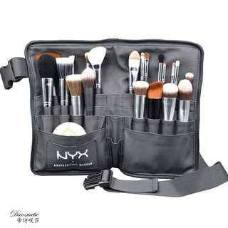 Makeup Brush Bag Without Brushes