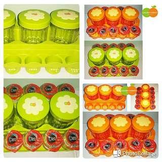 Toples + aqua rak 1 set