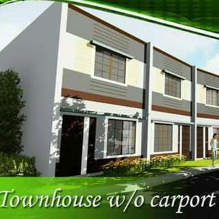 RCD ROYALE HOMES BULACAN - TOWNHOUSE WITHOUT CARPORT
