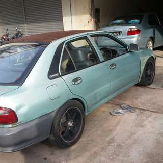 Wira 1.3 manual injection  99