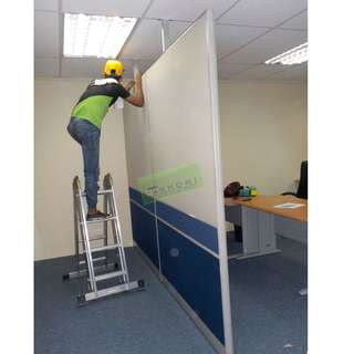 OFFICE DIVIDERS w OFFICE PARTITIONS--KHOMI