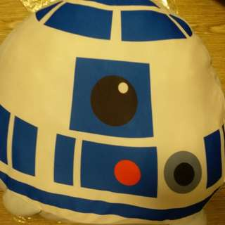 starwar 星球大戰 機械波 bb-8 bb8 bb08 starwars公仔  星球大戰代購 r2d2 r2-d2 大cushion
