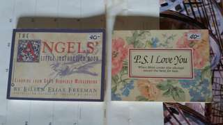 P.S. I Love You & the Angels book