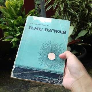Ilmu Da'wah oleh Prof. Toha Yahya Omar, M.A