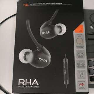 Used RHA T20i
