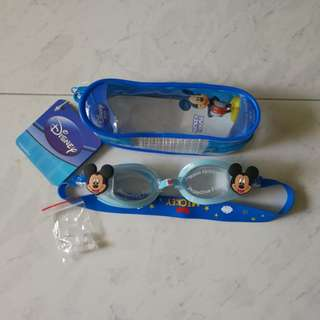 BN Disney Mickey Swimming Goggle