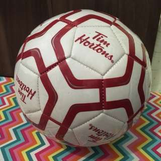 Charity Sale! Soccer Ball Tim Hortons Brand New