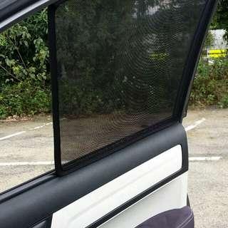 【口袋雜貨屋】 HONDA CRV3 3.5 CRV三 CRV4 CRV5  汽車遮陽簾 遮陽窗 隔熱窗 汽車隔熱窗