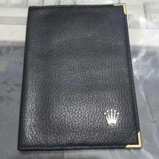 Rolex passport 68.08.55 罕有黑色