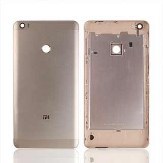 Mi Max 1 Gold Rear Battery Case