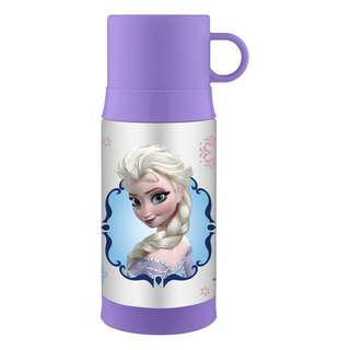BRAND NEW  Thermos Funtainer 12 Ounce Warm Beverage Bottle, Frozen