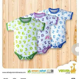 Velvet junior motif terbaru My123