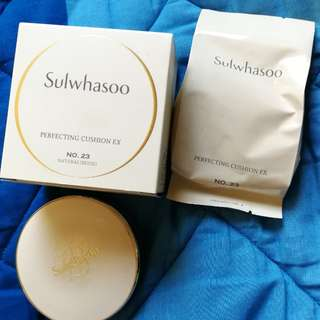 Sulwhasoo New Perfecting Cushion No 23