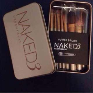 Naked Brush set