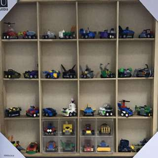 Lego Mighty Micros Set of 36