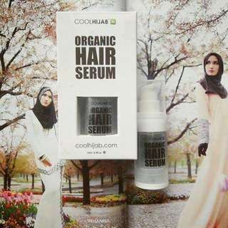 [Instock] Cool hijab 15ml organic hair serum - 2 btls left