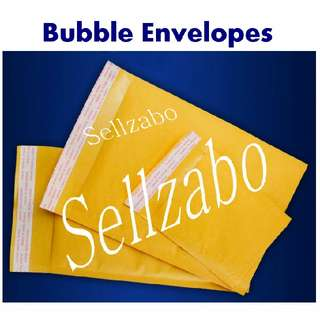 Bubble Protection Envelopes Sellzabo For Fragile Items Protect Mailing Stationery