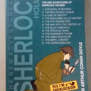 The Adventure of Sherlock Holmes