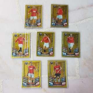Match Attax (Manchester United legends) Classics