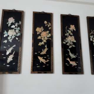 Traditional Art (4 pieces)
