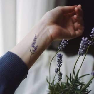 Stylish Temporary Tattoo
