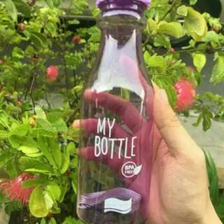 MY Bottle anti pecah