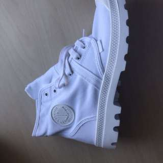Palladium White Mens shoes