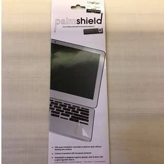 Palm Shield (Palmrest & Trackpad Protector)