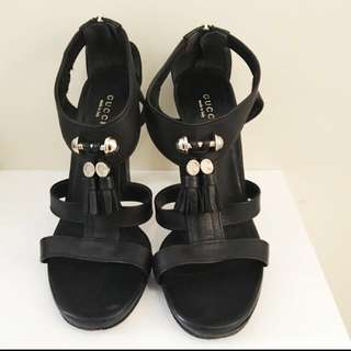 *REDUCED PRICE* Authentic Gucci Heels