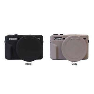 Canon G7X Mark II Silicon Protective Case